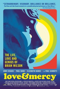 Love and Mercy Poster