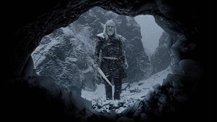 Game of thrones whitewalker