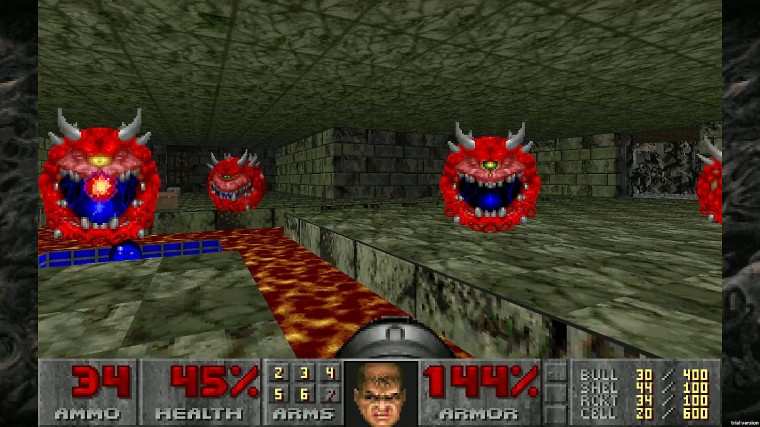 Doom_1993_Action