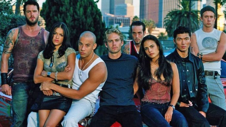 The_Fast_and_The_Furious_Family