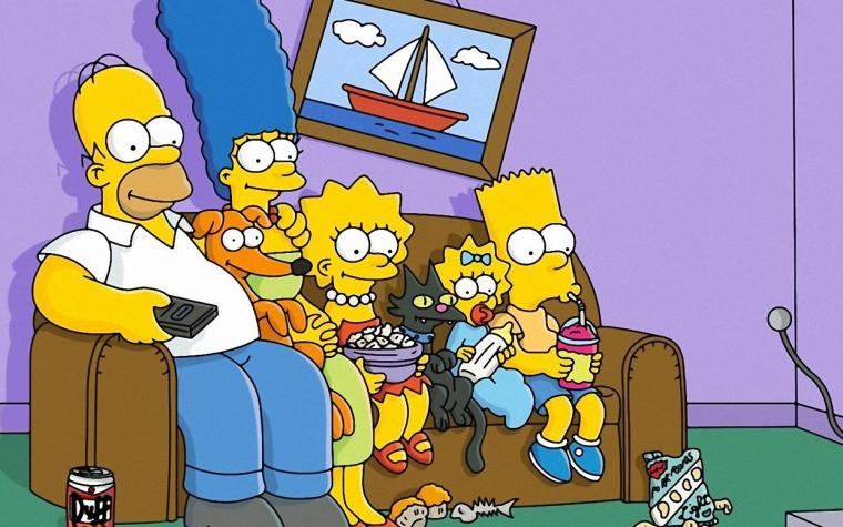 Simpsons_Family
