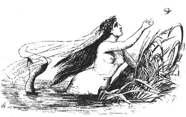The_Little_Mermaid_Literature